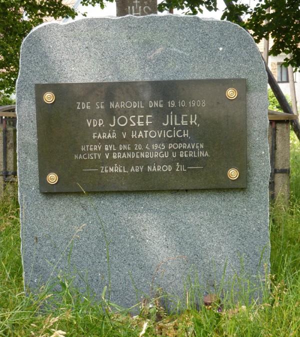 Páter Josef Jílek